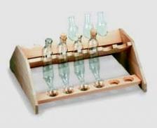 Giá đỡ ống chiết bằng gỗ